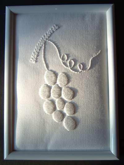Mountmellick Vine - Framed