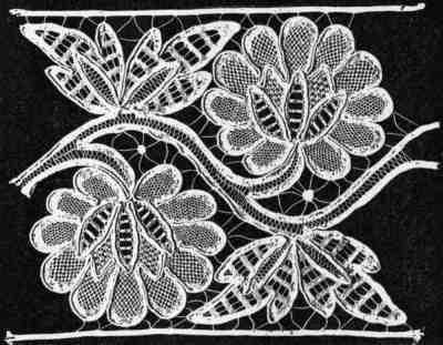 Art of Modern Lace Making