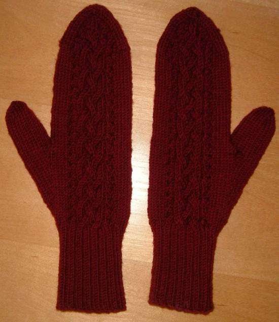 Versatility Mittens - Finished