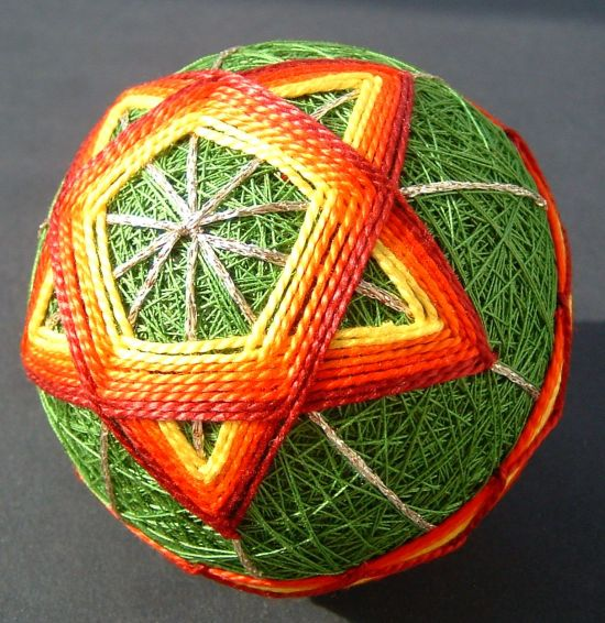 Temari, Five-pointed Star