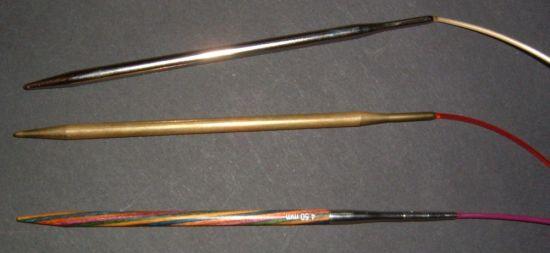 Lace Needles