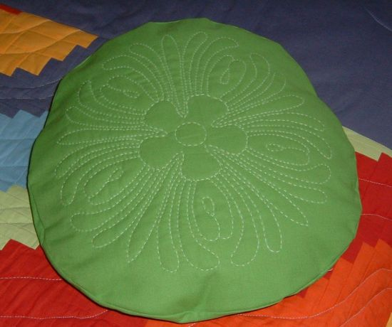Round Pillow Cover