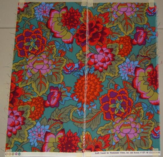 Fassett Challenge Fabric