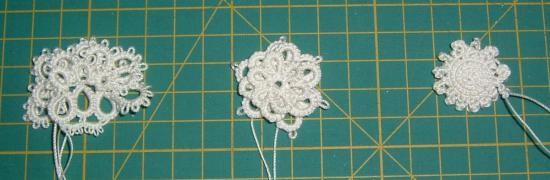 Flowers from the Bath Tatting Book