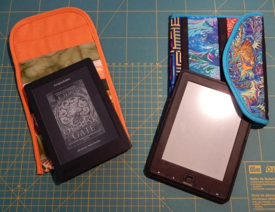 Ereader - old and new