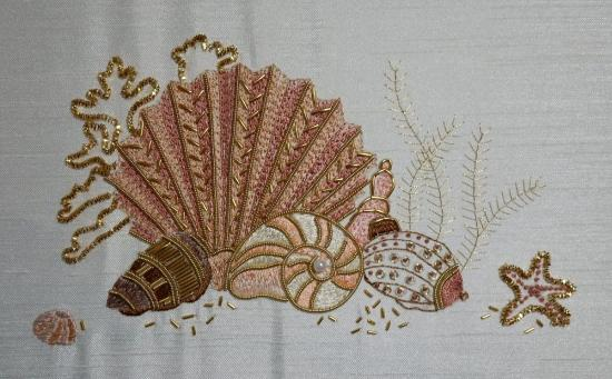 Seashells - Finished