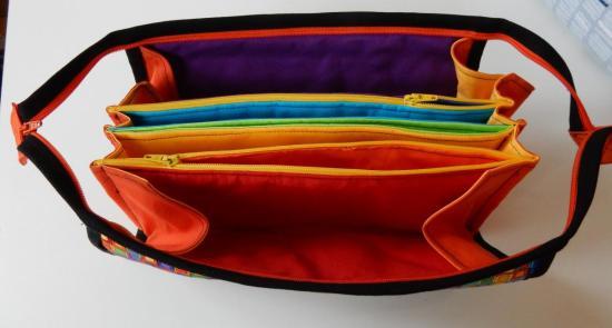 Knick Knack Bag - Rainbow