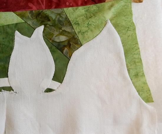 Green Woman #7 06