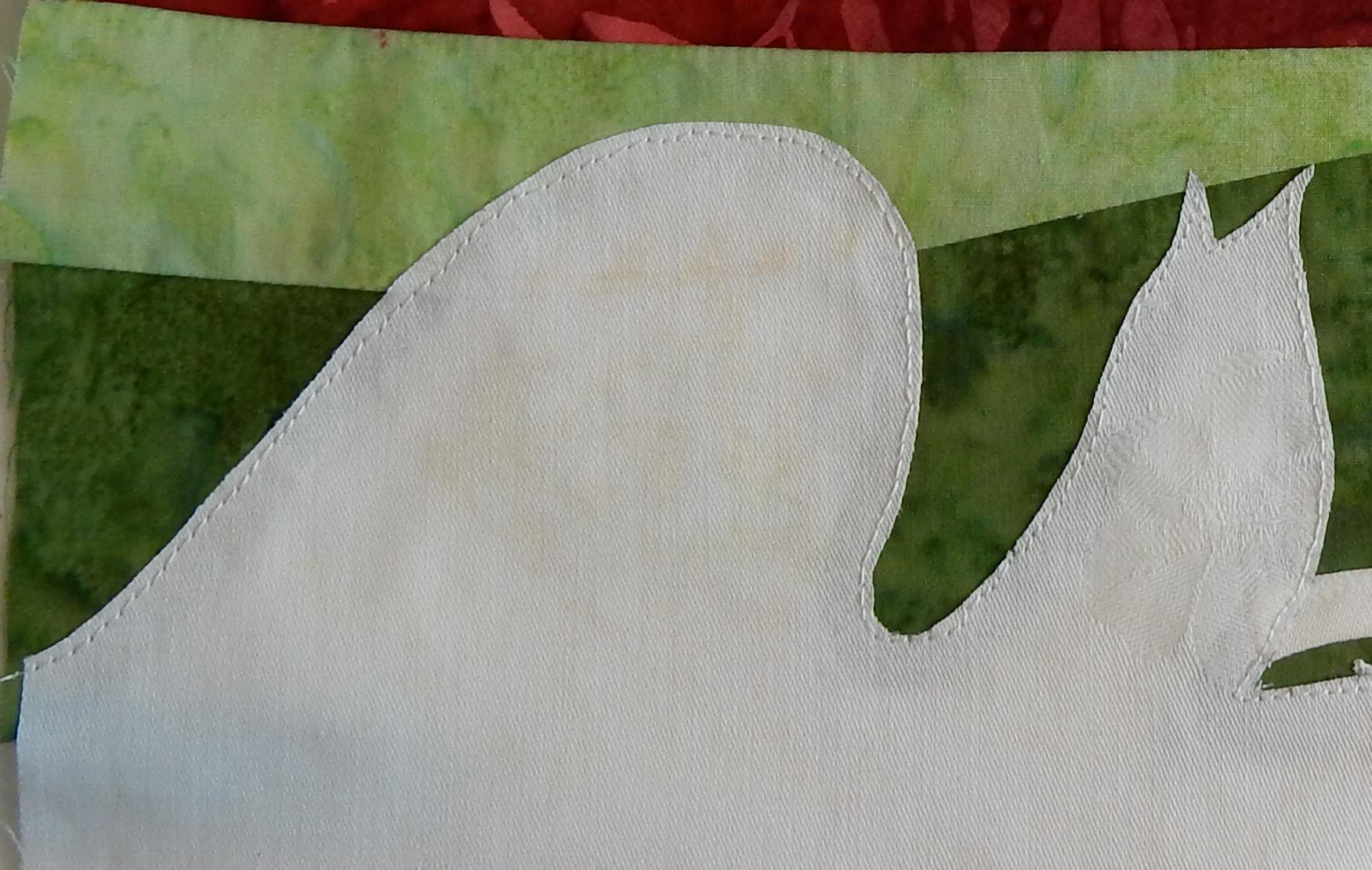 Green Woman #7 07